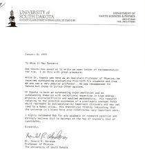 Letter Of Recommendation For Professor Free Resumes Tips