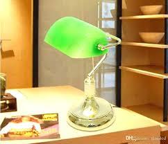green banker lamp s ers shade green bankers desk lamp nz