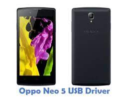 Download Oppo Neo 5 USB Driver