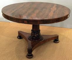 antique rosewood breakfast table