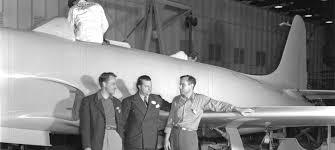 Aero Throwback: The original skunk works – The Michigan Engineer News Center