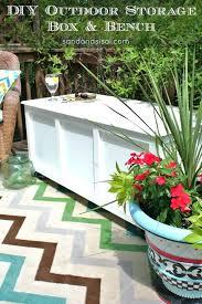 diy patio garden box patio garden how to build a storage bench balcony garden box diy