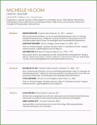 Google Docs Job Resume Template 57 Details You Need To Try Nowadays