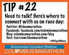 48 Best Nch Columbus Marathon Images Columbus Marathon