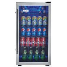 3 3 cu ft 18 in 120 can beverage center