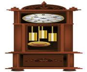 grandfather clock png. antique grandfather clock png clip art png n