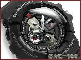 g supply rakuten global market casio g shock domestic model casio g shock domestic model chronograph analog mens watch black gac 100 1ajf