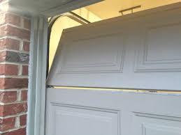 dangerous garage door accidents