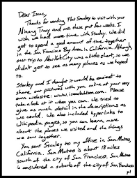 Letter to Isaac Flat Stanley page 001 format=500w