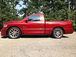Sell used 2006 Dodge Ram 1500 SRT-10 SRT10 Regular Cab 6 ...