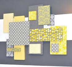 wall  on yellow and grey wall art canvas with wall arts gray and yellow wall art canvas grey and yellow wall