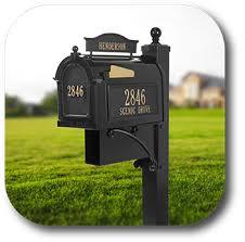 Decorative Mail Boxes Whitehall Decorative Mailbox Options 87