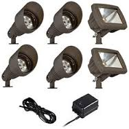 our complete led lighting kit is perfect for illuminating flower beds garden plantings and more area lighting flower bed