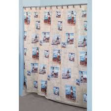 lighthouse shower curtain and bathroom sets abetterbead gallery of home ideas