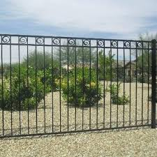 Automatic Fence Gate Fixing An Automated Swinging Driveway Gate