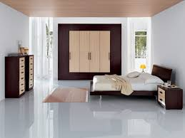 Simple and Modern Design of Bedroom Interior