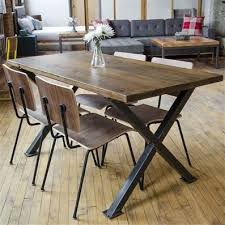 popular furniture wood. pictures gallery of popular reclaimed wood furniture modern handcrafted from planks and solid ebony base i