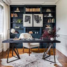 black and white home office. Gorgeous Black And White Home Office -