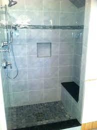 tile installation shower pan tile ceramic tile installation