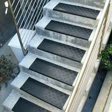 outdoor stair treads diamond grip rubber tread for cover ideas exterior