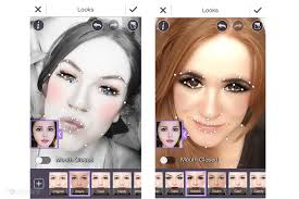 hairstyle makeover 35 por free photo editing tools makeup beauty simulator youcam