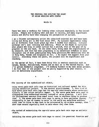 Art Proposal Template Gu Wenda Selected Document Artasiamerica A Digital Archive 2