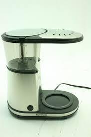 bonavita glass carafe 8 cups coffee brewer black for