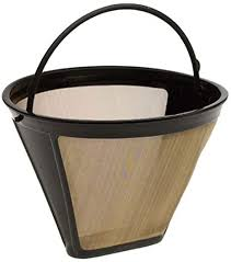 An amazingly versatile coffee system, the ninja coffee bar brews everything from bold single cups to full pots to iced and specialty drinks with an included. Amazon Com Ietone 4 Cone Shape Permanent Coffee Filter For Ninja Coffee Bar Brewer Replacment Cuisinart Coffee Filter Kitchen Dining