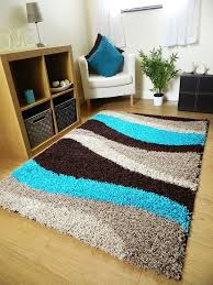 super brown and blue rug creative inspiration com orian rugs