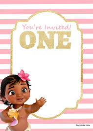 juicy 1st birthday invitation template free printable disney princess 1st birthday invitations