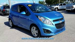 USED 2014 CHEVROLET SPARK LS 1SB at Maher Chevrolet #72437A - YouTube