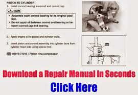 outboard repair manual instantly 2016 1981 1982 mercruiser 470 head gasket replace