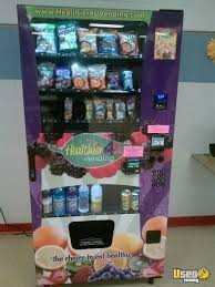 Healthy Vending Machines For Sale Cool Used Healthier 48U Machines HealthyVending Machines For Sale In