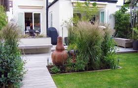 Small Picture Garden Design for Small Garden with Decking