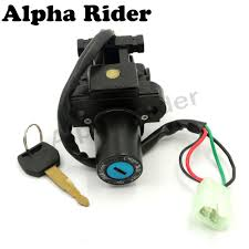 online buy whole fi ignition from fi ignition motorcycle ignition switch lock key set for honda cbr600 f4i 2001 2006 2002 2003 2004