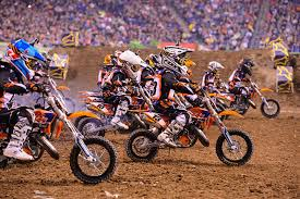 2018 ktm jr challenge. interesting 2018 the ktm junior supercross challenge is a staple of the intermission  entertainment at monster energy ama and 2018 ktm jr challenge