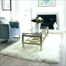 idea small fur rug or large faux sheepskin rug white small faux fur rug small faux