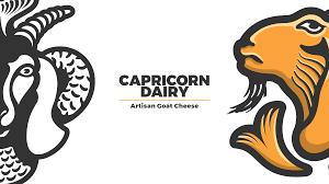 Capricorn Logo Design Capricorn Diary Logo Design Steemit