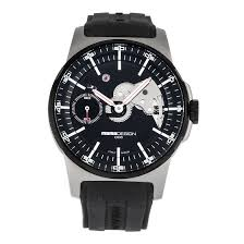 Momo Design Titanium Watch Momo Design Titanium Hand Wound Md275 Rb 04bksk
