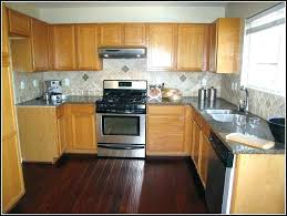 dark wood kitchen cabinets more pictures a traditional walnut with gray floors