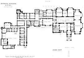 downton abbey house floor plan unique floor english manor floor plans