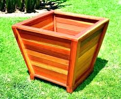 large wooden planters long wooden planters long wooden planters photo 4 of image of large wood