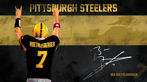 pittsburgh steelers images ben roethlisberger wallpaper hd wallpaper and background photos