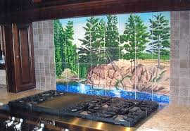 no matter what your color space or subject needs are together we can create a unique ceramic art tile piece for your living space