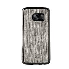 white samsung phone png. samsung galaxy s7 edge fabric case - shell marsh vajacases white phone png