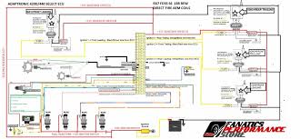 simplified wiring diagram 420d 440 trying to rx7club com i have a diagram for stock trigger aem coil direct fire