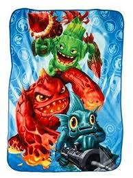 Skylanders Throw Blanket
