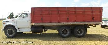 All Chevy chevy c60 : 1968 Chevrolet C60 grain truck | Item DC3956 | SOLD! Septemb...