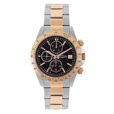 rotary watches automatic mechanical quartz h samuel rotary men s two tone chronograph sports watch product number 2268469