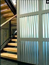 metal wall coverings for interior metal interior walls corrugated